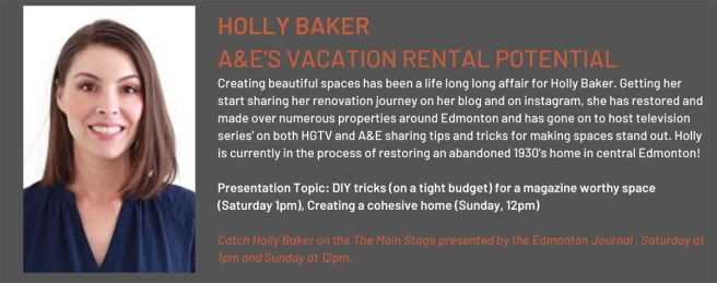 Holly Baker - Edmonton Renovation Show - Social Media Edmonton